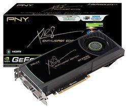 PNY GeForce GTX 570 boîte