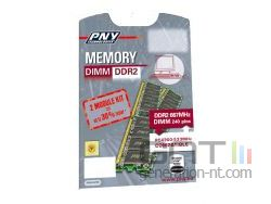Pny kit ddr2 667mhz small