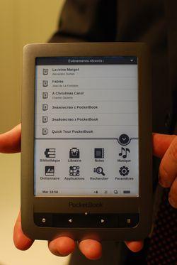 PocketBook liseuse 02