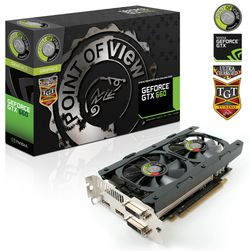 Point of View GeForce GTX 660