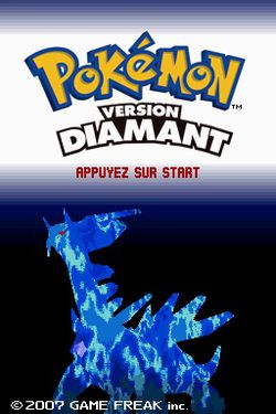 Pokémon Diamant - 4