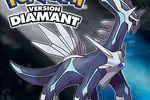 Pokémon Diamant - Pochette