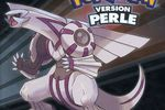 Pokémon Perle - Pochette