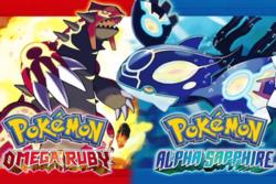 Pokemon Rubis Omega - Saphir Omega
