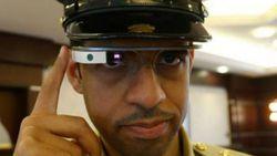police dubai google glass