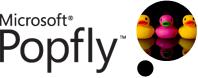 Popfly logo