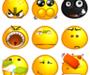 Popo Emoticons : des icônes en forme de smileys pour décorer son PC