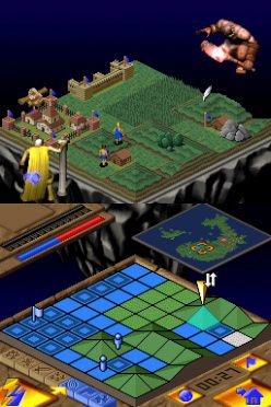 Populous ds image 1