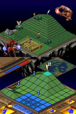 Populous ds image 2