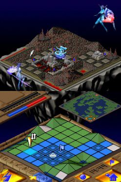 Populous ds image 3