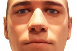portrait robot ADN