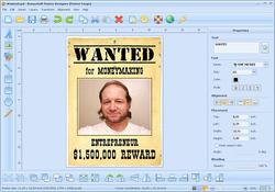 Poster Designer screen2