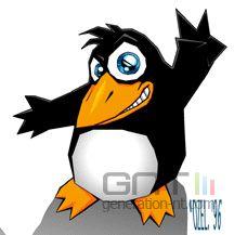 Posycho penguin