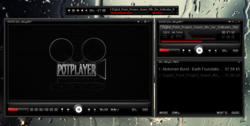 PotPlayer screen1