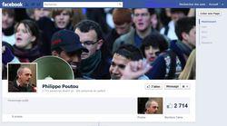 Poutou Facebook