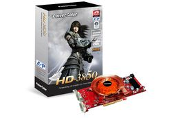 Powercolor Radeon HD 3850 AGP