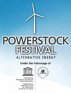 Powerstock festival logo