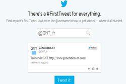 premier tweet GNT