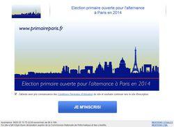 primaire UMP Paris 2014 1