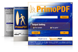PrimoPDF logo