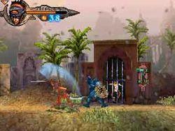 Prince of Persia NGage 02