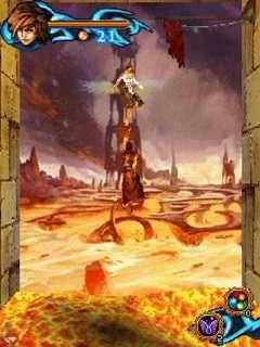 Prince of Persia NGage 04