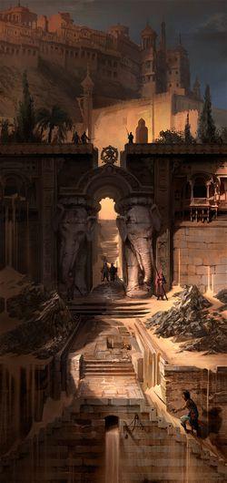 Prince of Persia Les Sables Oubliés (4)