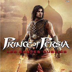 Prince of Persia Les Sables Oubliés - Logo