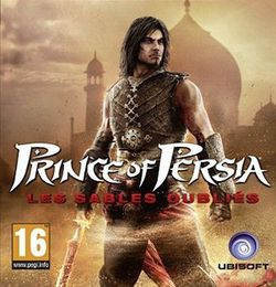 Prince of Persia : Les Sables Oublies - pochette