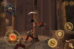 Prince of Persia Warrior Within iPhone - 1