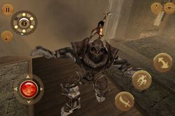 Prince of Persia Warrior Within iPhone - 2