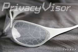 Privacy Visor