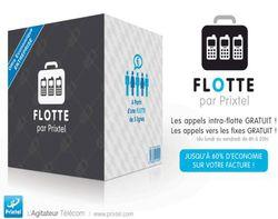 Prixtel Flotte