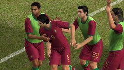 Pro evolution soccer 2008 image 4