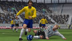 Pro evolution soccer 2008 psp image 4