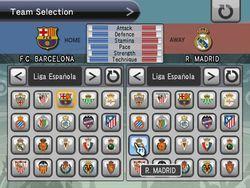 Pro Evolution Soccer 2008 Wii   Image 2
