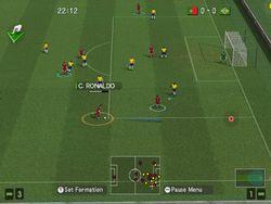 Pro Evolution Soccer 2008 Wii   Image 5