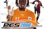 Pro Evolution Soccer 2008 Wii - pochette