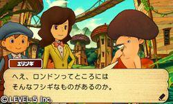 Professeur Layton 6 3DS - 1