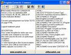 Progitek Convertir : récupérer des textes sur le web