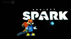 Project Spark - Conker