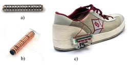 prototype chaussure énergie