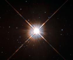 Proxima-Centauri-Hubble