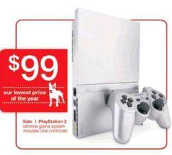 PS2 99$   Target