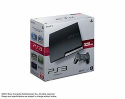 PS3 Slim 320 Go - 1