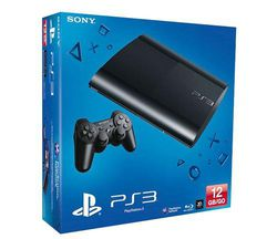 PS3 Super Slim - bundle
