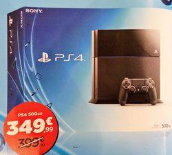 PS4 baisse de prix