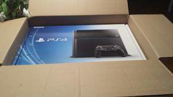 PS4 - carton