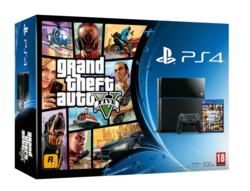 PS4 + GTA 5 - 1
