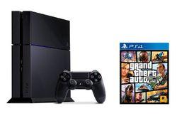 PS4 + GTA 5